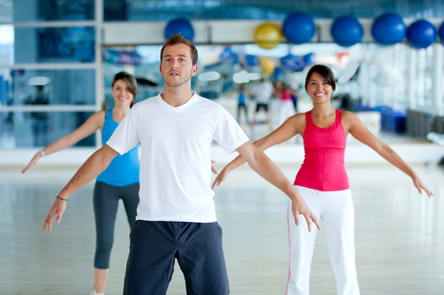 Beverly Hills Sports & Spa - Gym Class